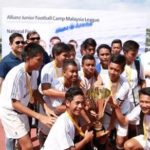 ALLIANZ JUNIOR FOOTBALL CAMP AJFC